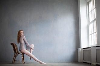 By Ilightyear Implied Nude Photo by Model Gem