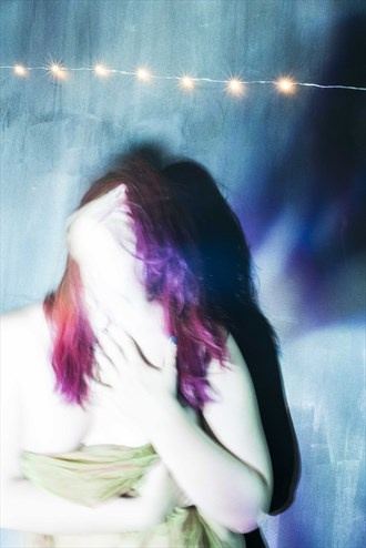 By Lightisabettergod Surreal Photo by Model Sienna Luna