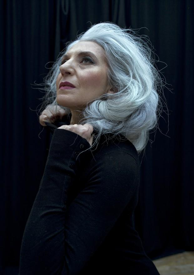 By Natalia Expressive Portrait Photo by Model AlexB