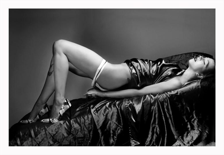 By Phillip Ritchie, Red Door Studio Costa Mesa, CA Erotic Photo by Model Jen B E