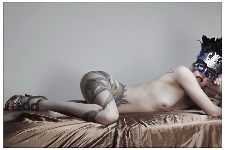 By Phillip Ritchie, Red Door Studio Costa Mesa, CA Tattoos Photo by Model Jen B E