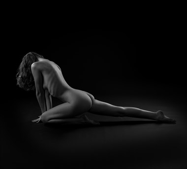 By Rod Brayman Artistic Nude Photo by Model Sienna Hayes