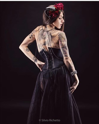 By Silvio Richetto Tattoos Photo by Model Missdemeanor13