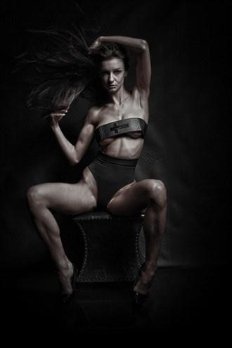 By Simon Wolak Lingerie Photo by Model Model AK