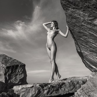 By Thomas Holm Artistic Nude Photo by Model Sienna Hayes
