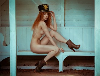 By Vic Artistic Nude Photo by Model Gem