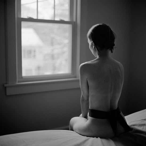 By Window Artistic Nude Photo by Photographer Patofoto
