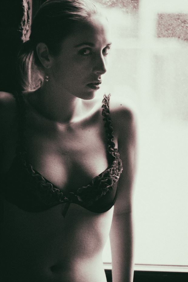 By the window Lingerie Photo by Photographer Santo