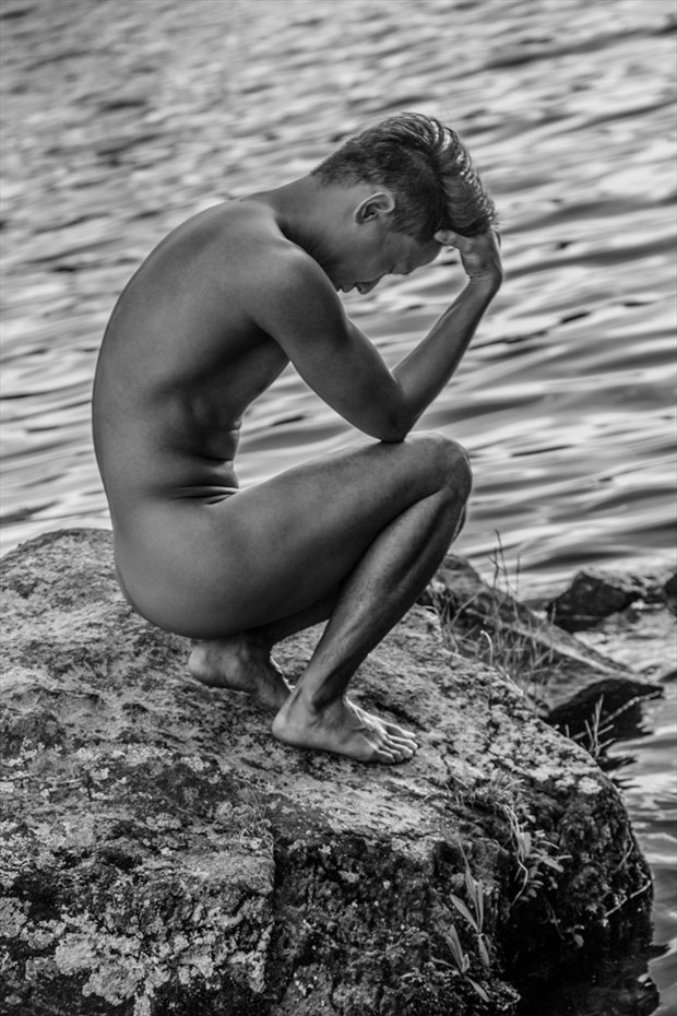 C%C3%B4ng Khanh Artistic Nude Photo by Artist April Alston McKay