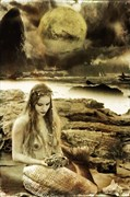 CALL OF THE SIREN Artistic Nude Photo by Photographer Mykel