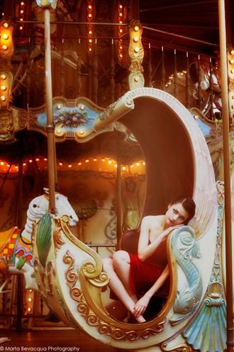 CAROUSEL Fantasy Artwork by Photographer MOTHart