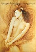 COME UN URAGANO Artistic Nude Artwork by Artist Girotto Walter