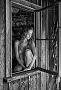 Cabin Fever Artistic Nude Photo by Photographer Randy Persinger