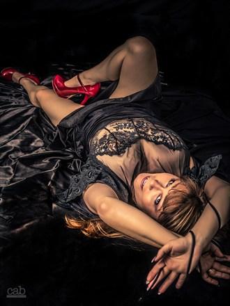 Calendar Girl Lingerie Photo by Photographer cabridges