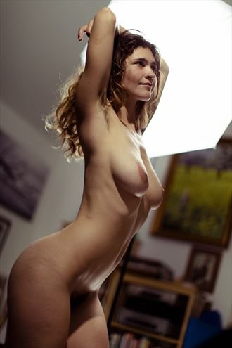 California Girl Artistic Nude Photo by Photographer Staunton Photo