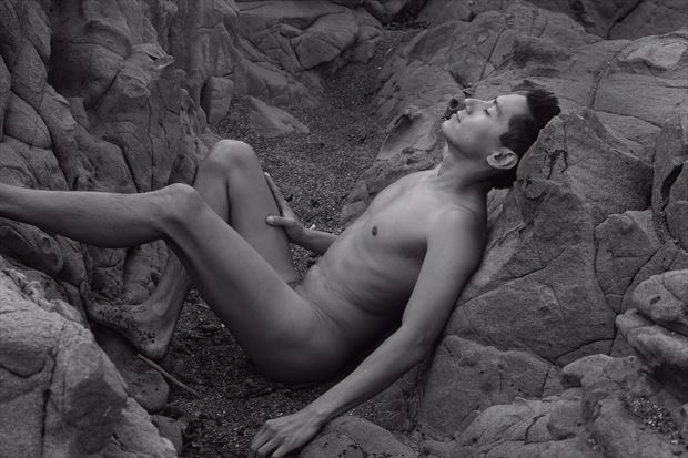California Male figurative Artistic Nude Photo by Photographer erichamburg