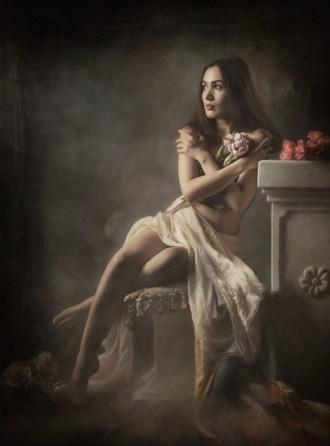 Callida Artistic Nude Photo by Photographer ManCave