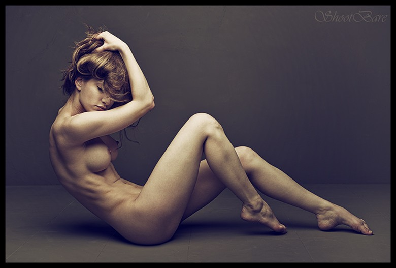 Calm Artistic Nude Photo by Model MelissaAnn