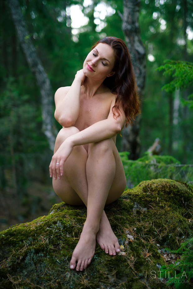 Calm Artistic Nude Photo by Photographer StillaPhoto
