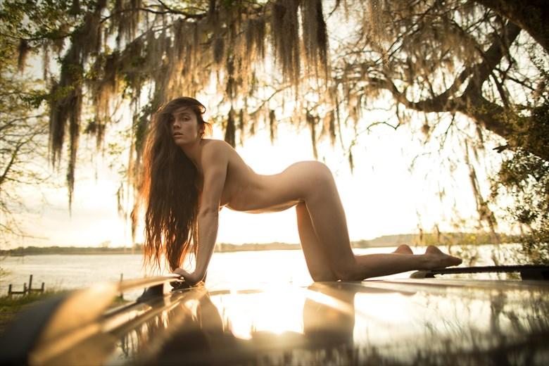 Calypso Artistic Nude Photo by Photographer Staunton Photo