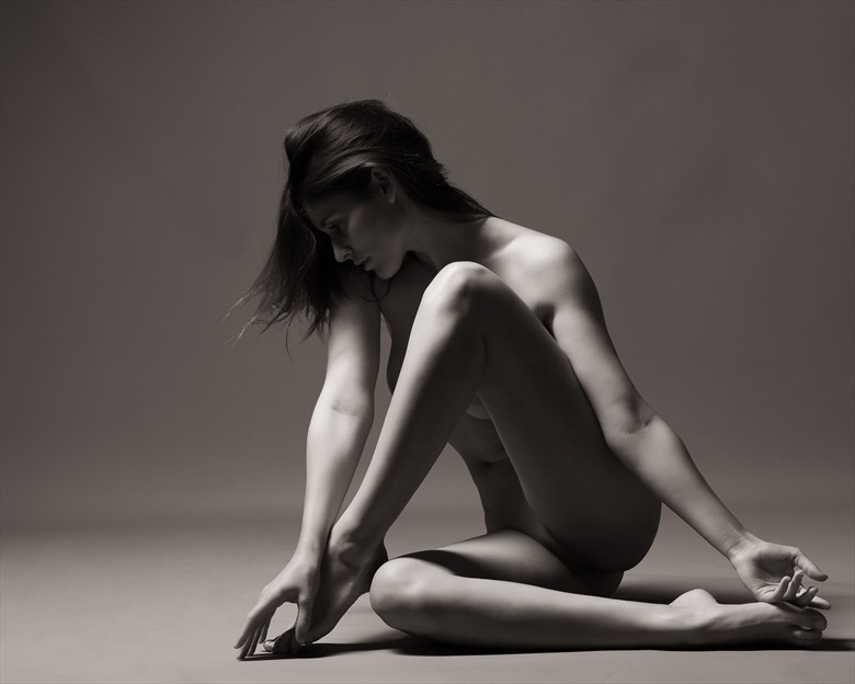 Camilla Rose Helley Artistic Nude Photo by Photographer Barrie