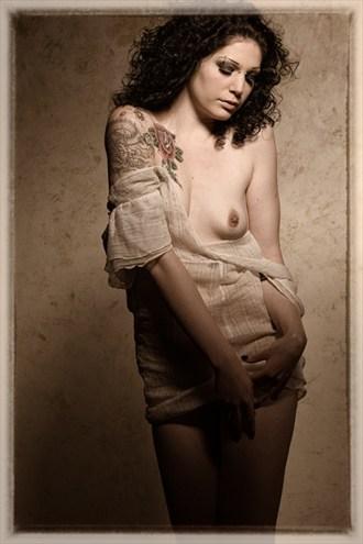 Camilla Sensual Photo by Photographer Jon Hoadley