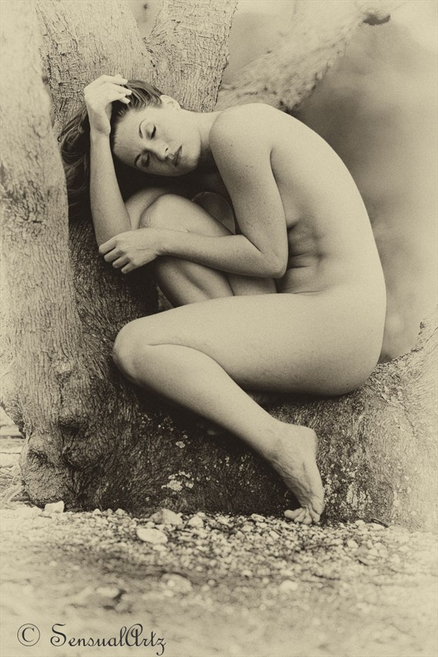 Candace Artistic Nude Photo by Photographer Sensual Artz