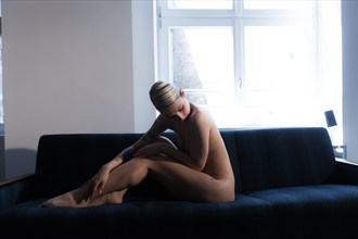 Candid Lavin Artistic Nude Photo by Photographer TheBlackSheep