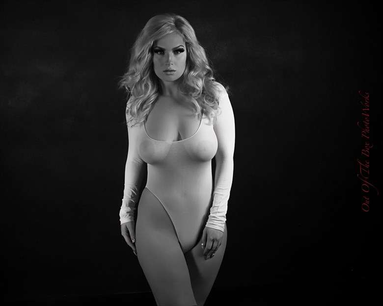 Captivating Lingerie Photo by Photographer Miller Box Photo