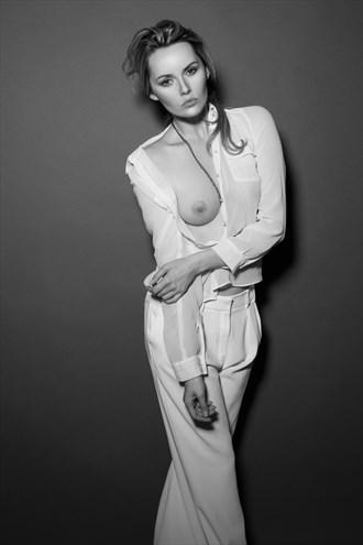 Carla   Fashion Studio Lighting Photo by Photographer Andrew Rowe