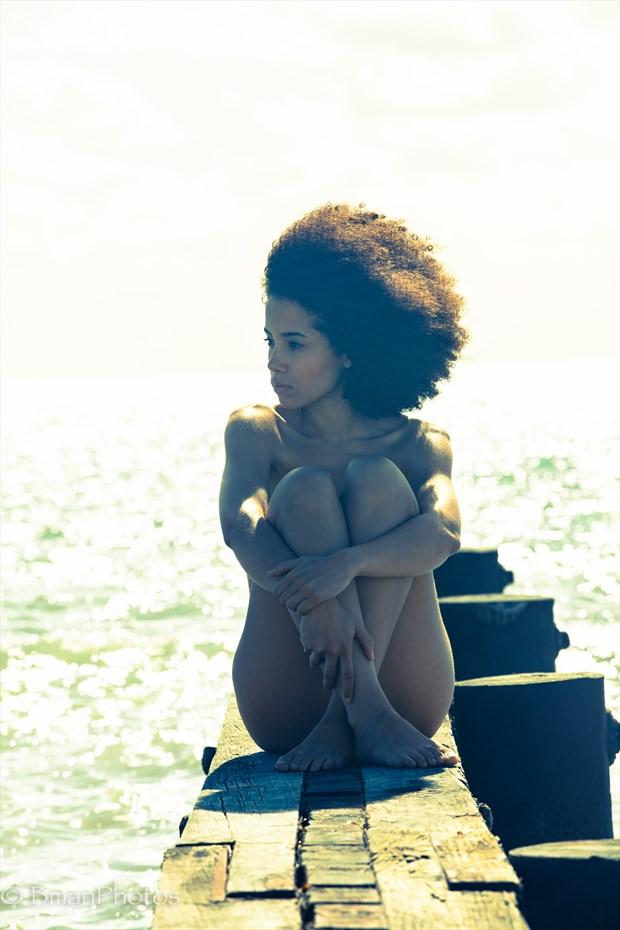 Carla Collado Artistic Nude Photo by Photographer BmanPhotos