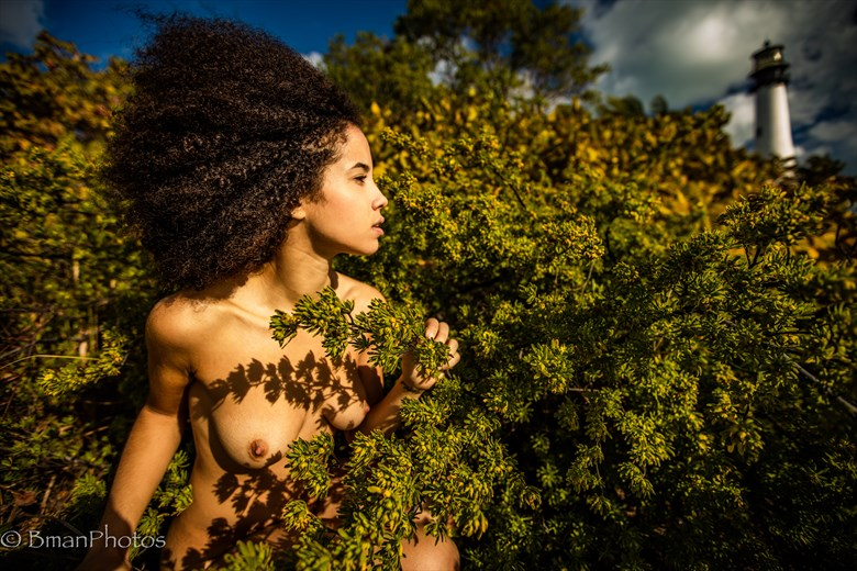 Carla Collado Artistic Nude Photo by Photographer BmanPhotos