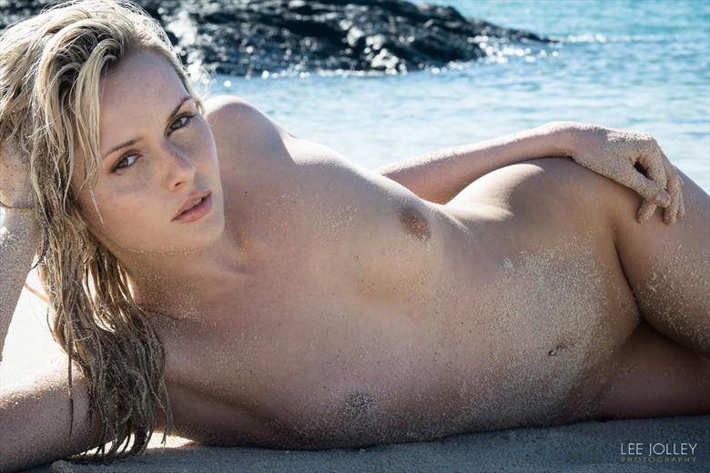 Carla Monaco Artistic Nude Photo by Photographer leejolley
