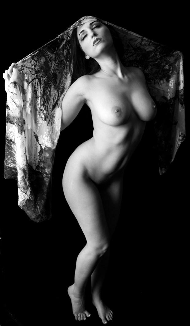 Carlotta Champagne %234 Artistic Nude Photo by Photographer Z Inner Eye