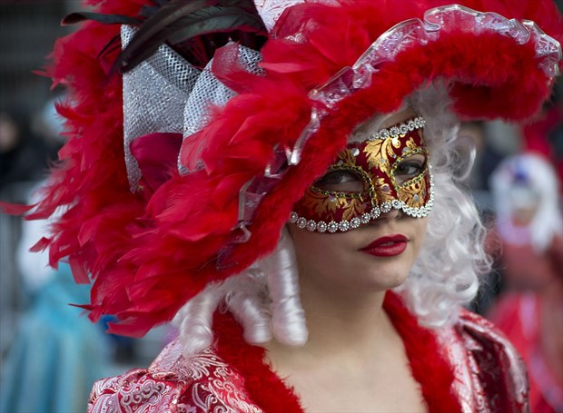 Carnaval in Donostia (Spain) Portrait Photo by Photographer JoseSFAndres