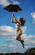 Carried Away Artistic Nude Photo by Photographer Thomas Dodd