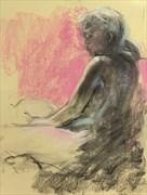Casey Artistic Nude Artwork by Artist Rod