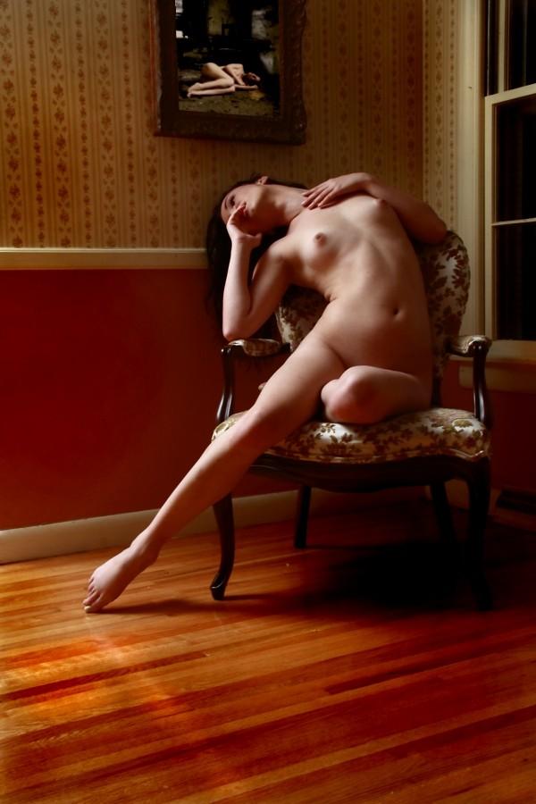 Cass Studio %231 Artistic Nude Photo by Photographer Beau