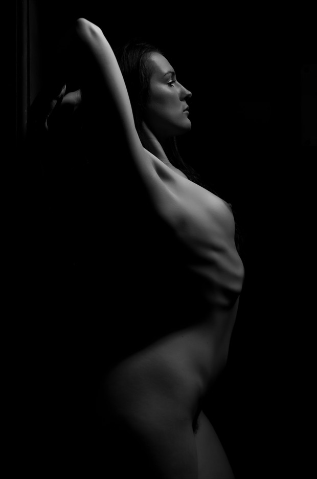 Cassie Artistic Nude Artwork by Photographer Malurwin