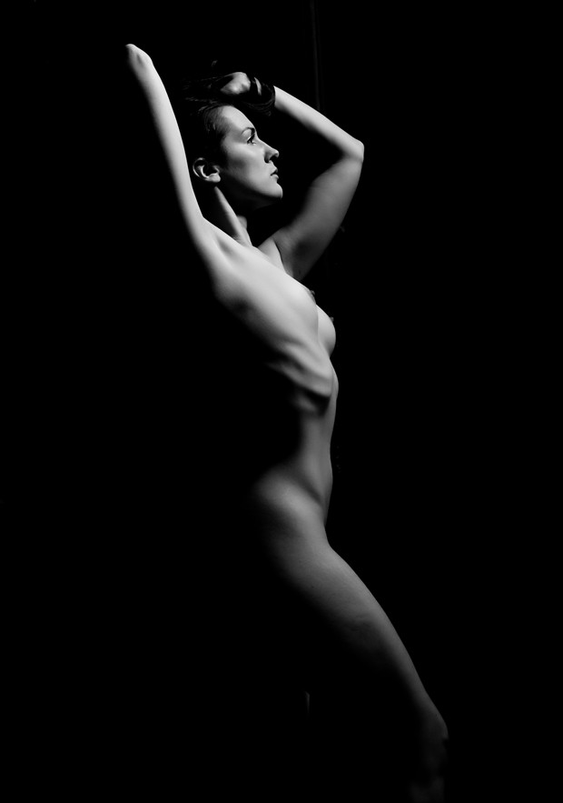 Cassie Artistic Nude Photo by Photographer Malurwin