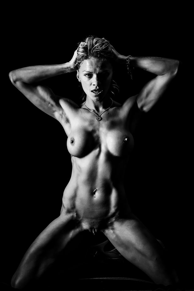 Casual QT Artistic Nude Photo by Photographer JLP