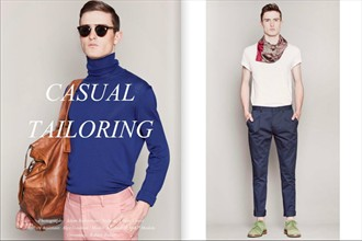 Casual Tailoring Special for PLUZULTRA Mag Fashion Photo by Photographer adamrobertsonphoto