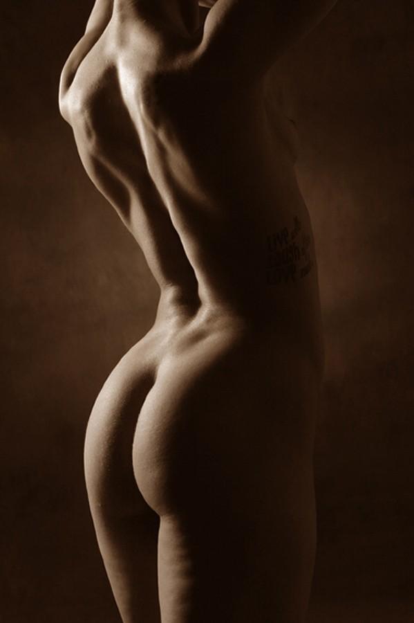 Cathy Artistic Nude Photo by Photographer Pat Berrett