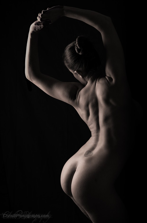 Ceara Blu Artistic Nude Photo by Photographer ChrisBPhotography
