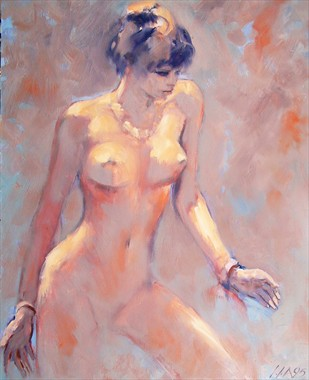Cecile 95 7 Painting or Drawing Artwork by Artist jean jacques andre