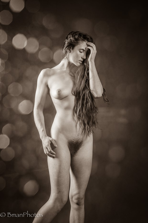 Celina Bobina Artistic Nude Photo by Photographer BmanPhotos
