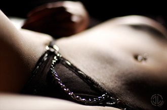 Chained Pleasure Erotic Photo by Photographer JLFotograffiti