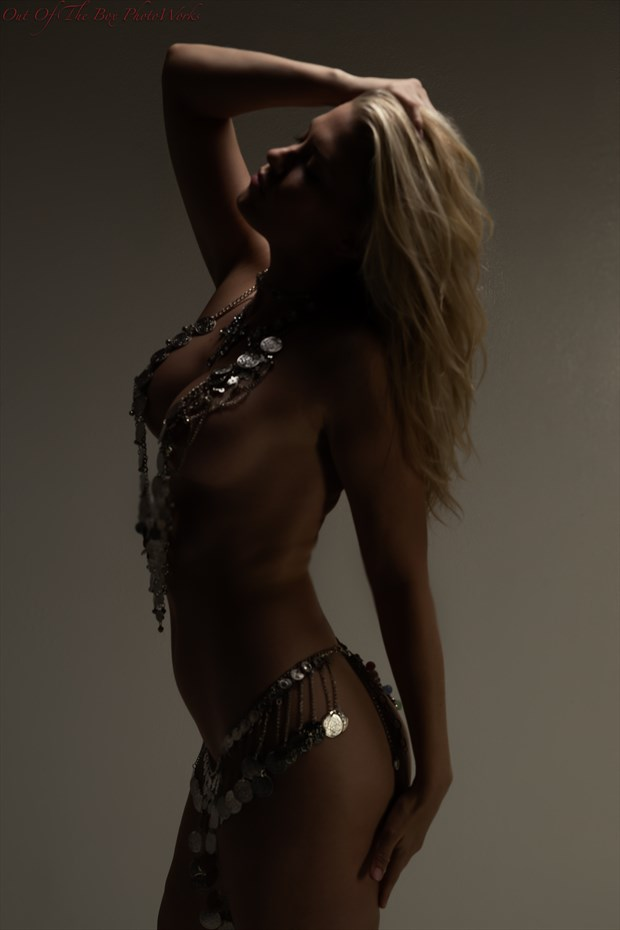 Chains and Such Artistic Nude Photo by Photographer Miller Box Photo