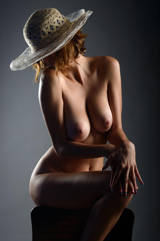 Chair Artistic Nude Photo by Photographer photoduality