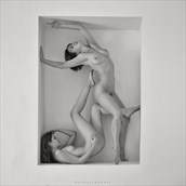 Chapel Niche II Artistic Nude Photo by Photographer Randall Hobbet